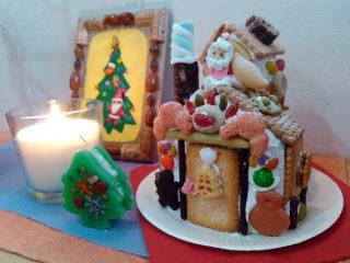 園小混合クラス12月2回目・おかしの家