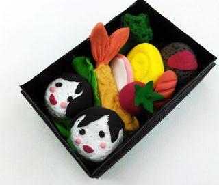 園小混合クラス9月2回目・粘土でお弁当