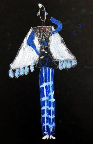 小学生クラス11月2回目・衣装のデザイン