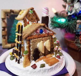 小学生クラス12月2回目・お菓子の家