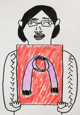 園小混合クラス12月1回目・「プレゼントはなあに」