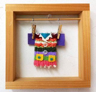 小学生クラス10月1回目・小さなセーター