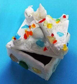園小混合クラス7月2回目・海の宝箱