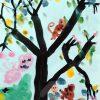 園小混合クラス10月1回目・一本の木から