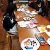 小学生クラス3月2回目・オーブン陶芸「ピエロ 2」